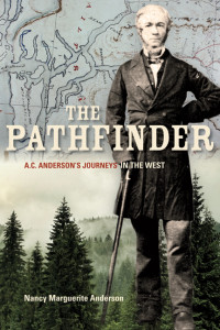 The Pathfinder book cover