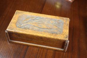 Walter Birnie Anderson box