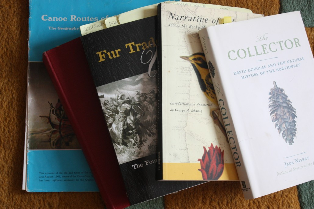 another list of fur trade books to read