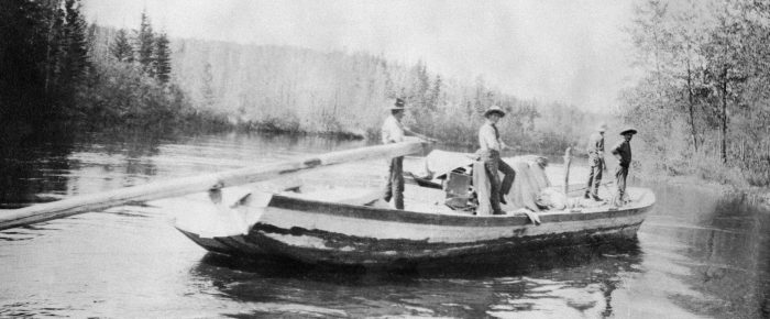 Robert Campbell's Yukon River