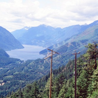 Anderson Lake to Lillooet Lake