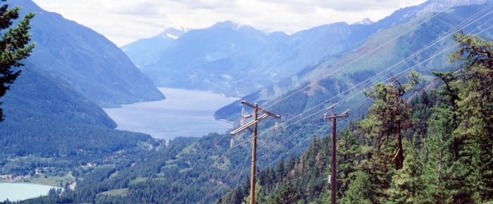 Anderson Lake to Lillooet Lake