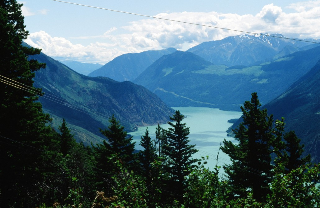 Seton Lake, British Columbia