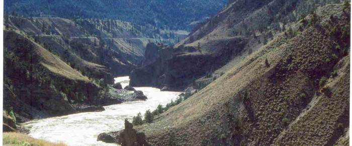Anderson's 1846 exploration of the Lillooet River