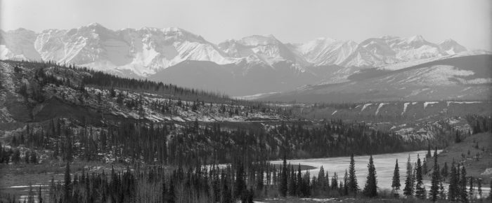 Up the Athabasca River to Jasper's House