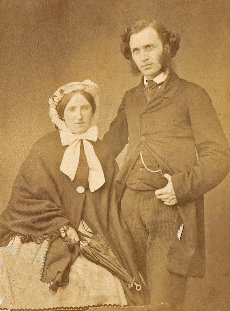 Unidentified Anderson-Seton family members