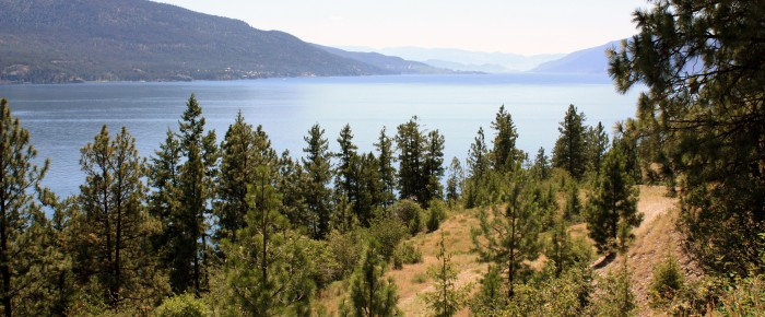 The Brigade Trails, Kamloops to Okanogan House