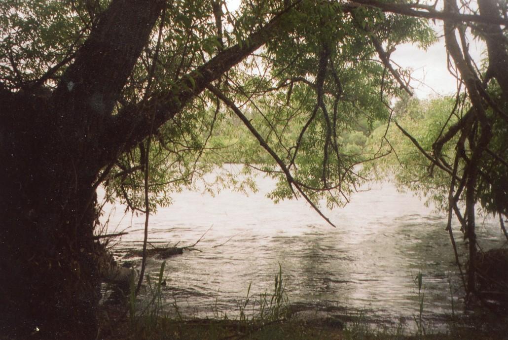Spokane River, at old Spokane House