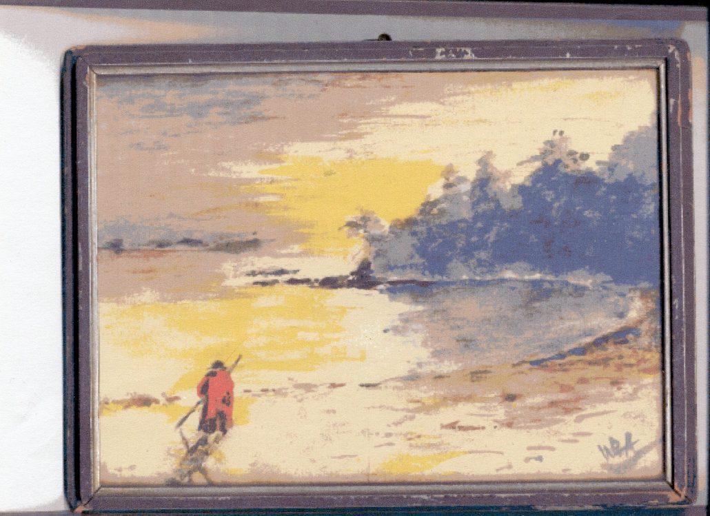 Walter Birnie Anderson's painting