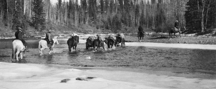 1858 Brigade Trails